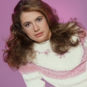 "Actress Ana Alicia ""Falcon Crest"" publicity shot"