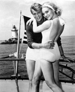 """Parrish"" with Troy Donahue"