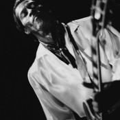 Chuck Berry...as photographed by Bob