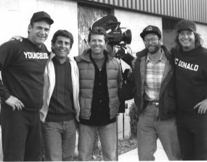 """Tagteam"" studs: Jesse Ventura, Ric Rondell, Bob, Bruce Sallan, Roddy Piper"