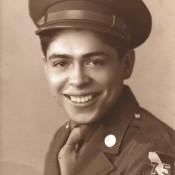 Alfonso Herrera, U.S. Army...my hero!