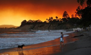 Butterfly Beach, Montecito