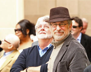 Lucas & Spielberg at USC