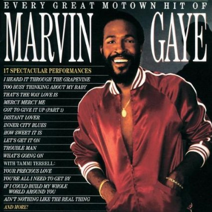 "His biggest hits, including ""Got To Give It Up"""