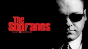"James Gandolfini in 'The Sopranos"". Here's the complete first season!"