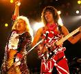 Van Halen rock and roll