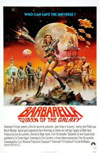 "Jane in 'Barbarella"".  Click here to see it now!"