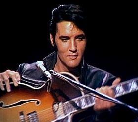 Elvis Presley comeback tour