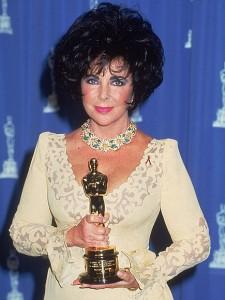 Liz Taylor...a star among stars!