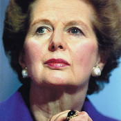 The Iron Lady at her most powerful