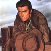 """Clint Eastwood in """"Rawhide"""". From TV star to film icon!"""