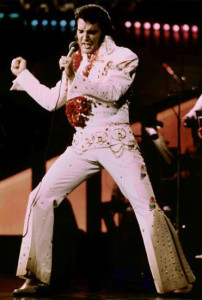 The King...forever