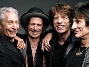 Charlie, Keith, Mick, Ronnie