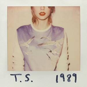 "Taylor Swift ""1989"""