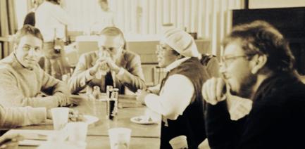 John Ritter, Alfre Woodard, Dennis Brown