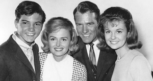 Paul Petersen, Donna Reed, Carl Betz, Shelley Fabares