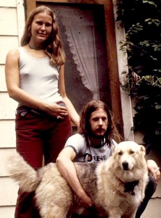 Deb&DavidDog