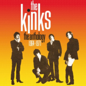 the kinks album music anthology record cd
