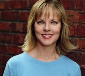 Actress Melissa Sue Anderson
