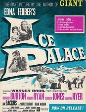 """Ice Palace"" Diane's first big feature with Richard Burton"