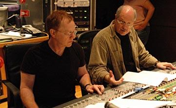 Danny Elfman composer Dennis Sands mixer