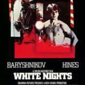 White Knights movie poster