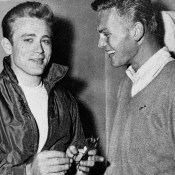 James Dean Tab Hunter