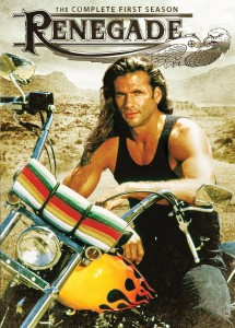 Lorenzo Lamas Reno Raines Renegade TV series