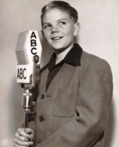 John Wilder radio announcer child actor