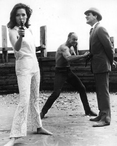 emma peel the avengers ray austin