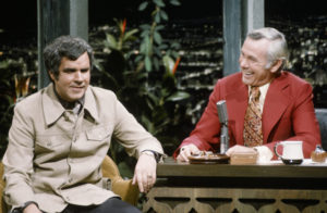 Comedian Rich Little Johnny Carson