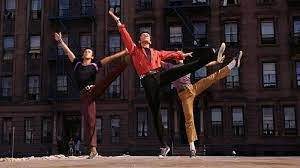 George Chakiris dancing westside story